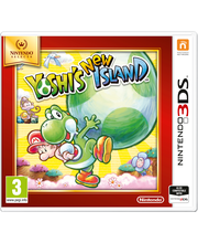 3ds selects: yoshi's island