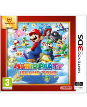 3ds selects: mario party