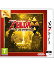 3ds selects: zelda a link between worlds