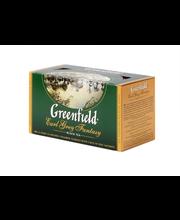 Greenfield 50g Earl Grey Fantasy musta tee 25ps