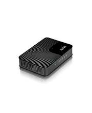 ZyXEL GS-105SV2 työpöydän Gigabit Ethernet mediakytkin, musta
