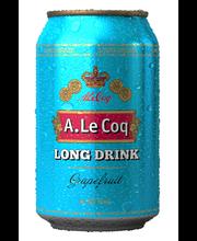 A. Le Coq 0,33L tölkki Grapefruit Long Drink 4,7%