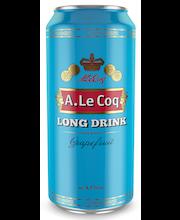 A. Le Coq Long Drink 0,5L tölkki Grapefruit 4,7%