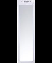 Ovi peili 30x120 valkoine
