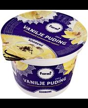 Kermainen vaniljavanukas