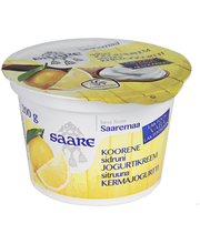 Sitruuna Kermajogurtti