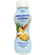 Porkkana-Ananas Jogurt...
