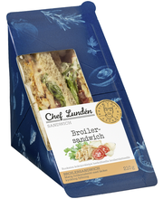 Lunden Catering 210g Broiler  sandwich