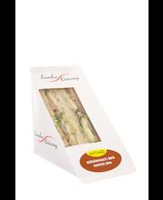 Lunden Catering 200g Häränpaisti BBQ sandwich