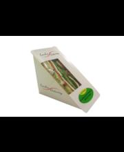 Lunden Catering 200g Vuohenjuusto-tomaatti sandwich