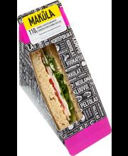 Kinkku-juustosandwich ...