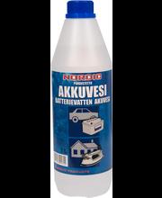 Nordic Akkuvesi 1 l