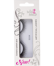 Wild&Mild irtoripset S030 - natural look, sis. liimanM