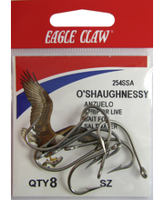 Koukku eagle claw 254ss