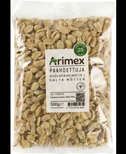 Arimex 500g Paahdettuja suolapähkinöitä