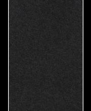 Amscan 137x274cm musta muovipöytäliina