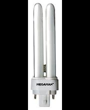 Energiansäästölamppu Airam Megaman 13W G24D 2-pin