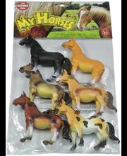 Hevoset, 6 kpl