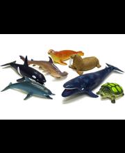Isot merieläimet 8 kpl
