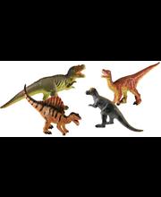Dinosaurus 40 cm, 6 erilaista