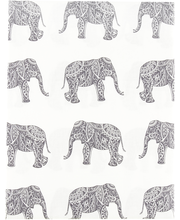 Pussilakanas. elephas