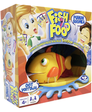 Fish food -peli