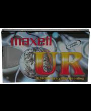 Maxell UR 90 1PK  1/90min audio c-kasetti