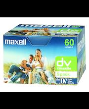 Maxell Mini DV Digitaalinen videokasetti 60 min