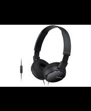 Sony MDR-ZX110AP kuuloke, musta