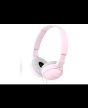 Sony MDR-ZX110AP kuuloke, pinkki