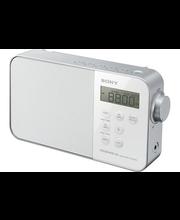 Sony ICF-M780SLW matkaradio, valkoinen