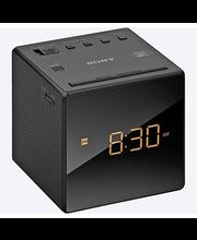 Sony ICF-C1 Kelloradio musta