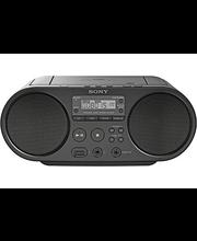 Sony ZS-PS50 FM-Radio, musta
