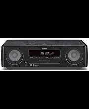Yamaha TSX-B235BL Bluetooth stereoäänentoistojärjestelmä, musta