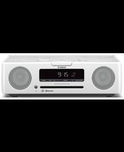Yamaha TSX-B235WH Bluetooth stereoäänentoistojärjestelmä, valkoinen