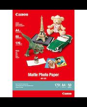Canon MP-101 A4 matta 50 ark. valokuvapaperi