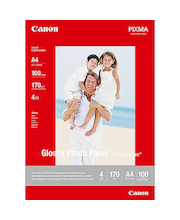 Canon GP-501 A4 100 ark. valokuvapaperi