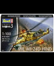 Rakennussarja Revell helikopterit, 6 erilaista