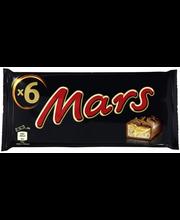 Mars 6x45g suklaapatukka
