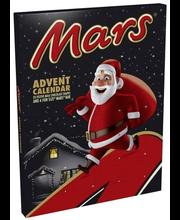 111g joulukalenteri