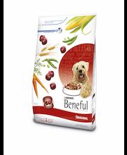 Beneful 3kg Original Naudanlihaa, terveellistä viljaa, vihanneksia ja vitamiineja koiranruoka