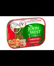 John West 95g Sardiini...