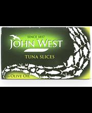 John West 120/78g Tonnikalaviipaleita oliiviöljyssä