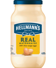 Hellmanns 400g Real ma...