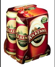 Kilkenny Irish Beer 4.3%44 cl tlk 4pack olut