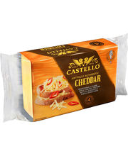 Castello 500g Artfully Authentic Cheddar Juusto