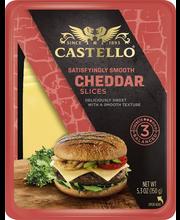 Cheddar Burger juustov...