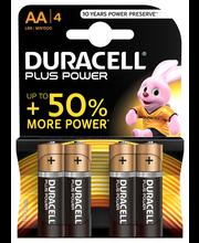 Duracell 4kpl Plus Pow...
