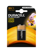 Duracell 1kpl Plus Power 9V alkaliparisto