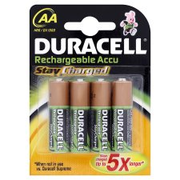 Duracell StayCharged AAK4 2000 mAh